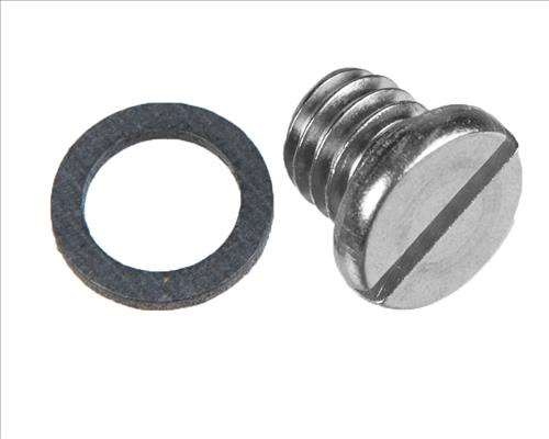 Mercruiser Upper and Lower Drain Plug